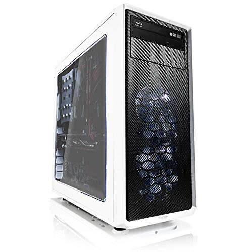 Memory PC Gamer AMD Ryzen 5-1600X 6X 3.6 GHz, 32 GB DDR4, 480 GB SSD+2000 GB HDD,GTX 1050Ti 4GB 4K, Windows 10 Pro 64bit