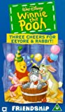 Winnie The Pooh : Three Cheers For Eeyore And Rabbit! [VHS]