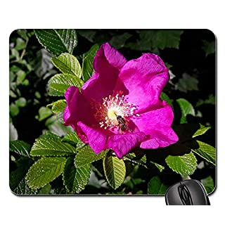 Gaming mouse pads,mouse mat,Plant Flower ROS Flowers Plants Summer Flowering 1