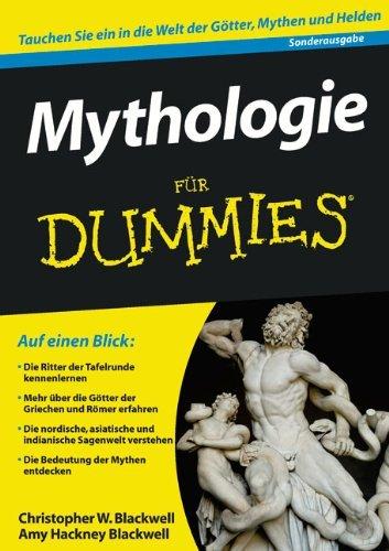 Mythologie Fur Dummies (F??r Dummies) by Christopher W. Blackwell (2010-07-07)
