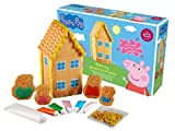 Peppa Pig House - Build Peppa's Gingerbread Biscuit House, Great Family Fun or