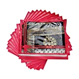 Best Cover For S4s - S4S 10 Piece Non Woven Single Saree Cover Review