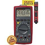 Fluke Acción del paquete Multi/térmica AM de 530de euros + IR de 450eur digitrms + Termómetro de medición de 0095969727273