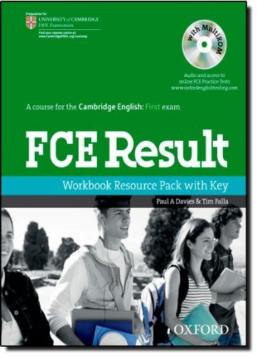 FCE Result Workbook Resource Pack with Key (Result Super-Series) Csm Pap/CD edition by Davies, Paul A., Falla, Tim (2008) Paperback