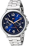 Tommy Hilfiger Analogue Blue Dial Women's Watch - 1781731