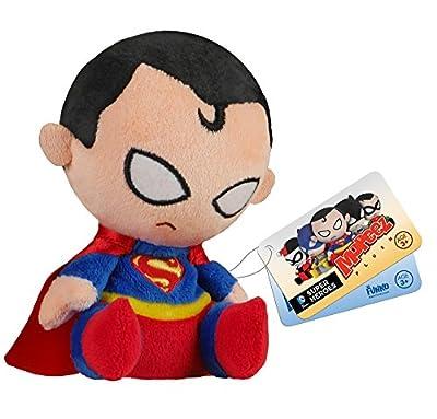 Funko - Peluche Dc Heroes - Superman Mopeez 10cm - 0849803058876