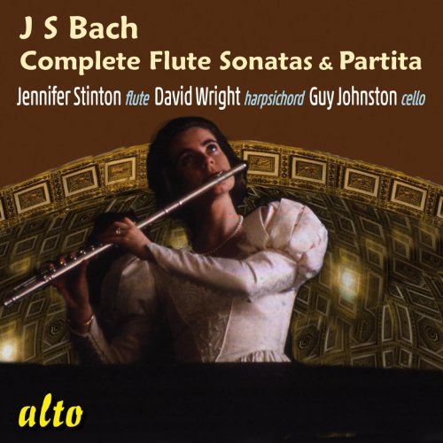 Partita in A Minor for solo flute, BWV 1013: IV. Bouree Anglaise