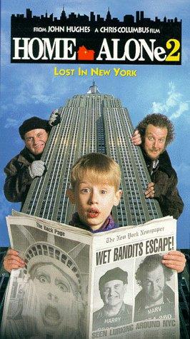 Preisvergleich Produktbild Home Alone 2: Lost in New York [VHS]