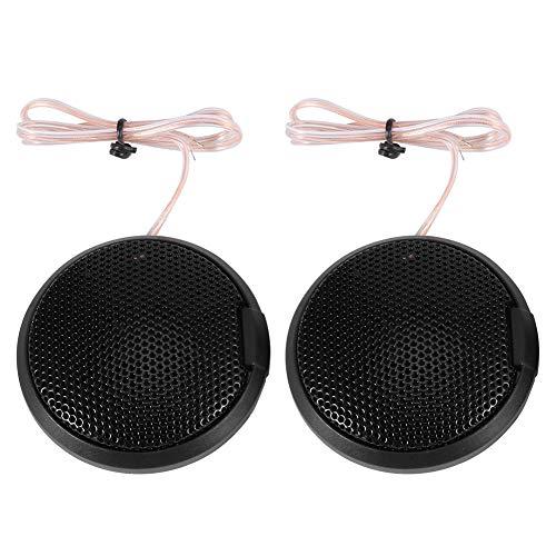 1 Paar Auto-Hochtöner Lautsprecher 105 dB Super Audio Player Lautsprecher 20 W Hochwertig verlustfreie Oberflächenmontage Lautsprecher Universal Auto Externe High Volume Lautsprecher