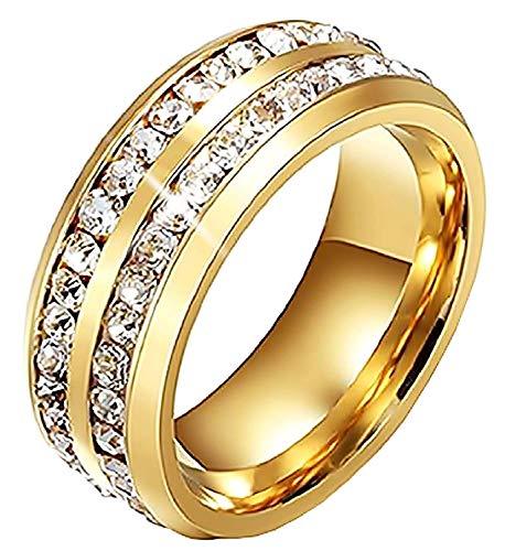 Inception Pro Infinite Brlr - Verlobungsring - Hochzeit - Goldene Unisex
