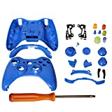 Scarica Libro eJiasu shell replacement Buttons Kit Case Thumbsticks customized coverage for Xbox 360 Wireless Controller 1pc T8 Cacciavite Una serie di blu 1pc cacciavite (PDF,EPUB,MOBI) Online Italiano Gratis