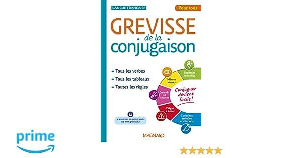 Amazon.fr , Grevisse de la conjugaison , Bénédicte Gaillard