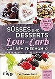 Süßes und Desserts Low-Carb aus dem Thermomix