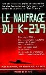 Le naufrage du K-219 : Document par Huchthausen