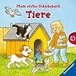Mein erstes Schiebebuch: Tiere