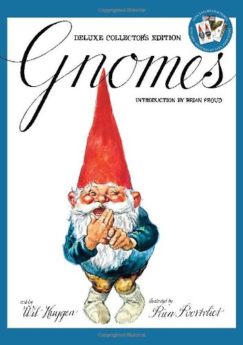 Gnomes Deluxe Edition (Hardcover Gnome)