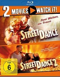 StreetDance  1&2 [Blu-ray]