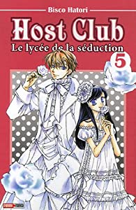Host Club Edition simple Tome 5
