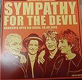Sympathy For The Devil / Böhse Onkelz meets The Rolling Stones / Limited Edition Vinyl LP(265 Stk.), blaues Vinyl