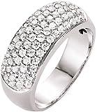 Spirit - New York Damen-Ring Silber rhodiniert Zirkonia weiß 930029935