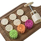 Best Home Comforts Pizza Cutters - 50g Cookie Press Stamps Cutter Cake Moon Cake Review