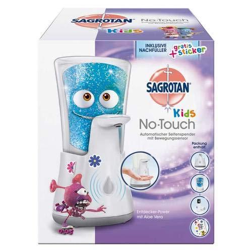 SAGROTAN Kids No-Touch Seifenspender 1 St Flüssigseife