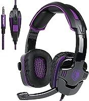 سماعات انيفيا A9 SA930 Purple