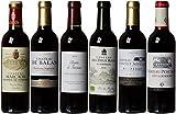 CDF Chateau Bordeaux Collection Mixed Vintage Wine, 37.5 cl Half Bottles (Case of 6)