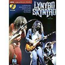 Lynyrd Skynyrd Guitar Signature Licks Gtr Book/Cd