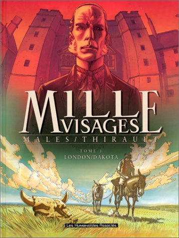 Mille visages, Tome 1 : London Dakota