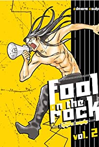 """Afficher """"Fool on the rock"""""""