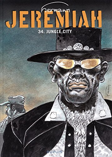 Jeremiah - tome 34 - Jungle City