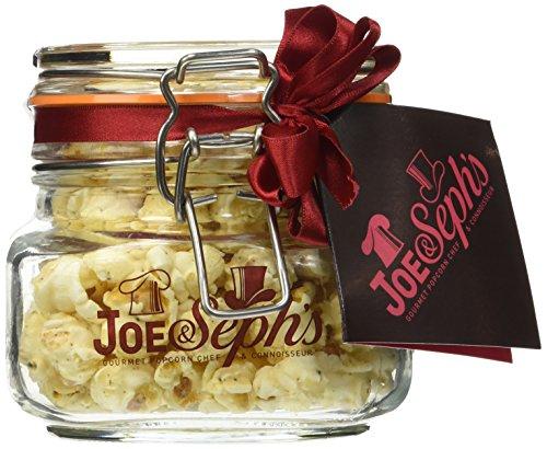 JOE & Seph's Bocal de Pop-Corn Chèvre/Poivre Noir 500 ml