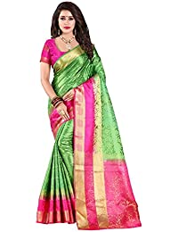 Nirja Creation Cotton Silk Saree