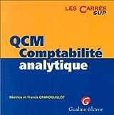 QCM comptabilité analytique