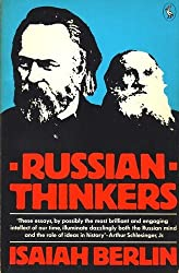 Russian Thinkers (Pelican books) by Isaiah Berlin (1979-10-25)