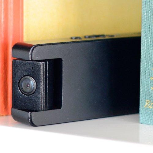 Somikon Versteckte Kamera: HD-Videorekorder & Überwachungskamera DSC-46.w, mit Schwenkkopf (Spionage Kamera)