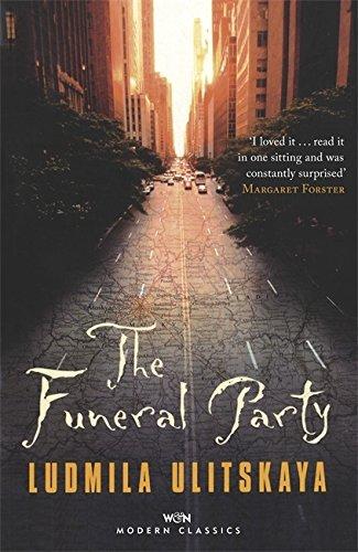 The Funeral Party by Ludmila Ulitskaya (2015-08-20)