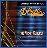 D`Angelico DA CGS N UL Hot Nickel Concept Ultra Light Saite