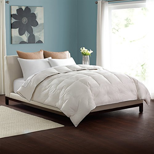 Pacific Coast Light Weight Comforter 300 Thread Count 550 Fill Power Down - King by Pacific Coast