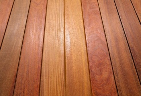 Galleria fotografica Rosso e pavimenti in legno duro tropicale Balau Timber Hardwood Deck Boards