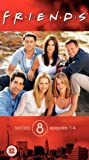 Friends: Series 8 - Episodes 1-4 [VHS]