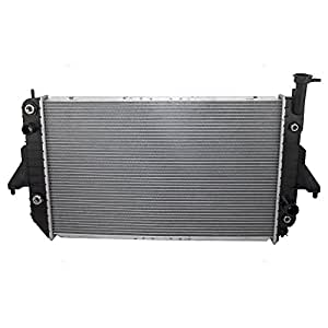 AUTOANDART Radiator Assembly Replacement for Chevrolet GMC Van 15180873