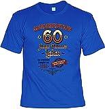 Cooles T-Shirt zum 60. Geburtstag T-Shirt mit Urkunde 1959 Limitierte Auflage Geschenk zum 60 Geburtstag 60 Geburtstagsgeschenk 60-jähriger