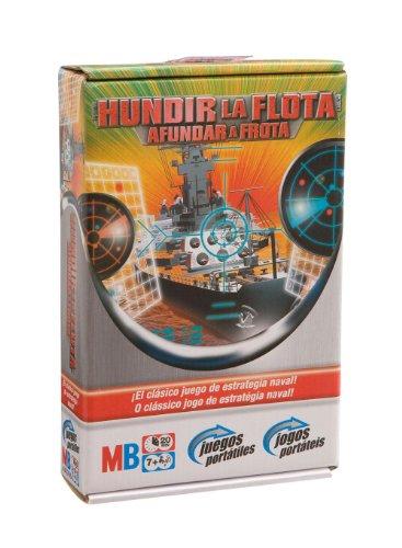 Imagen 1 de M.B. Juegos VIAJE Hundir la Flota viaje