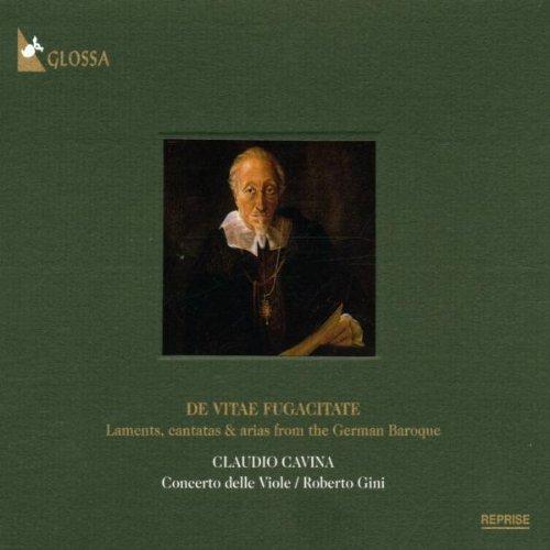 De Vitae Fugacitate - Lamentos, Cantates et Arias [Import anglais]