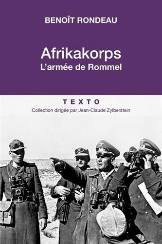 Descargar Libro Afrikakorps de Benoît Rondeau