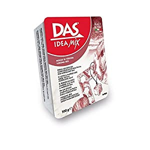 Fila - Das-Das Idea Mix, Rojo de Verona, 100gr, Color, 133022.18