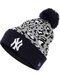 New Era Team Leopard 2 Neyyan mixte adulte, bonnet, bleu