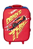 #8: Hot Wheels Red Softsided Briefcase (MBE-MAT345)